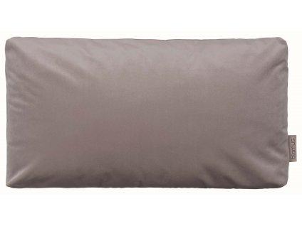 Sametový polštář 50 x 30 cm starorůžový BLOMUS