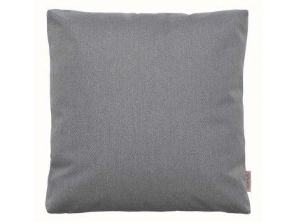 Polštář 45 x 45 cm šedý BLOMUS