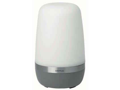 Venkovní LED lampička malá hřejivě šedá BLOMUS