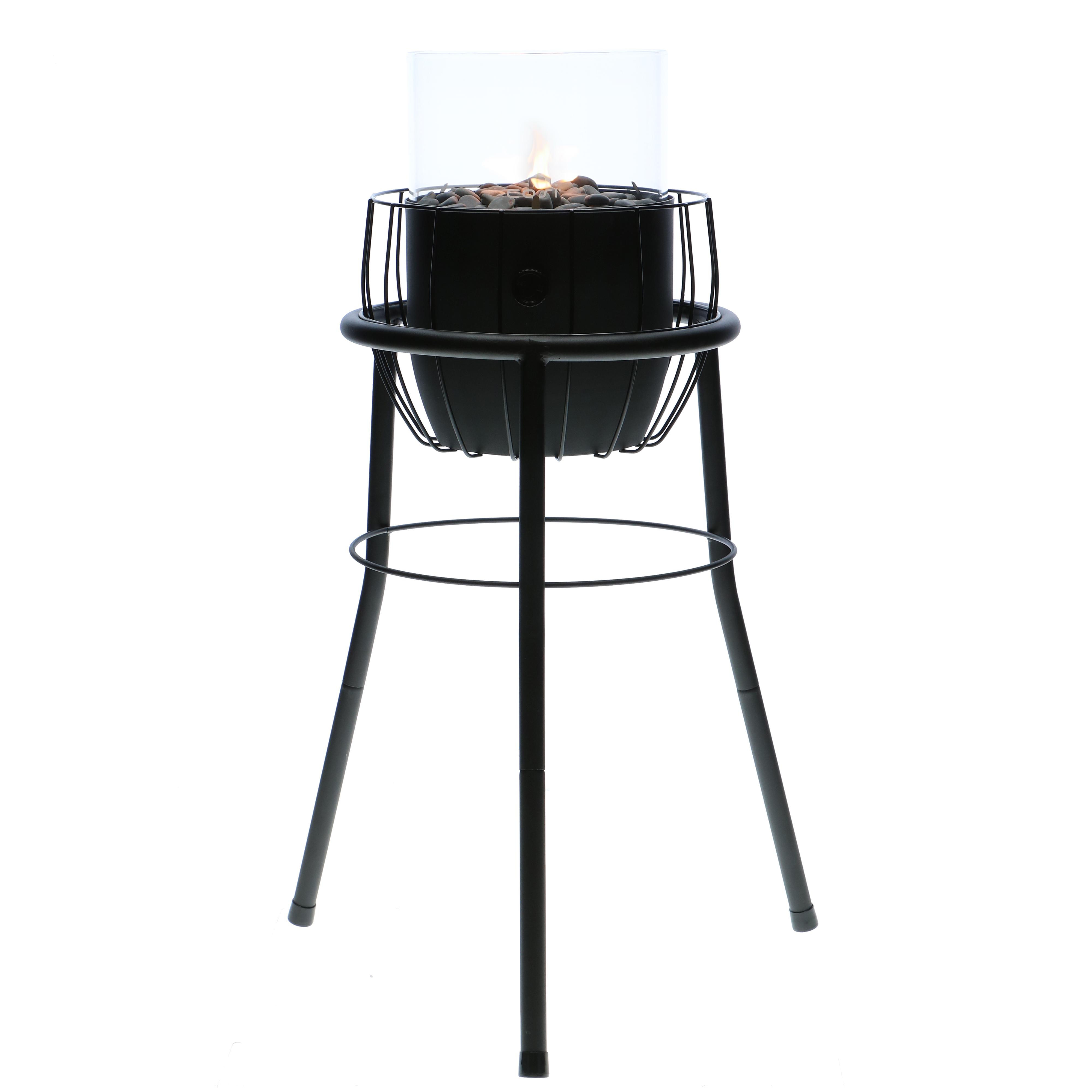 Plynová lucerna Cosiscoop Basket vysoká COSI