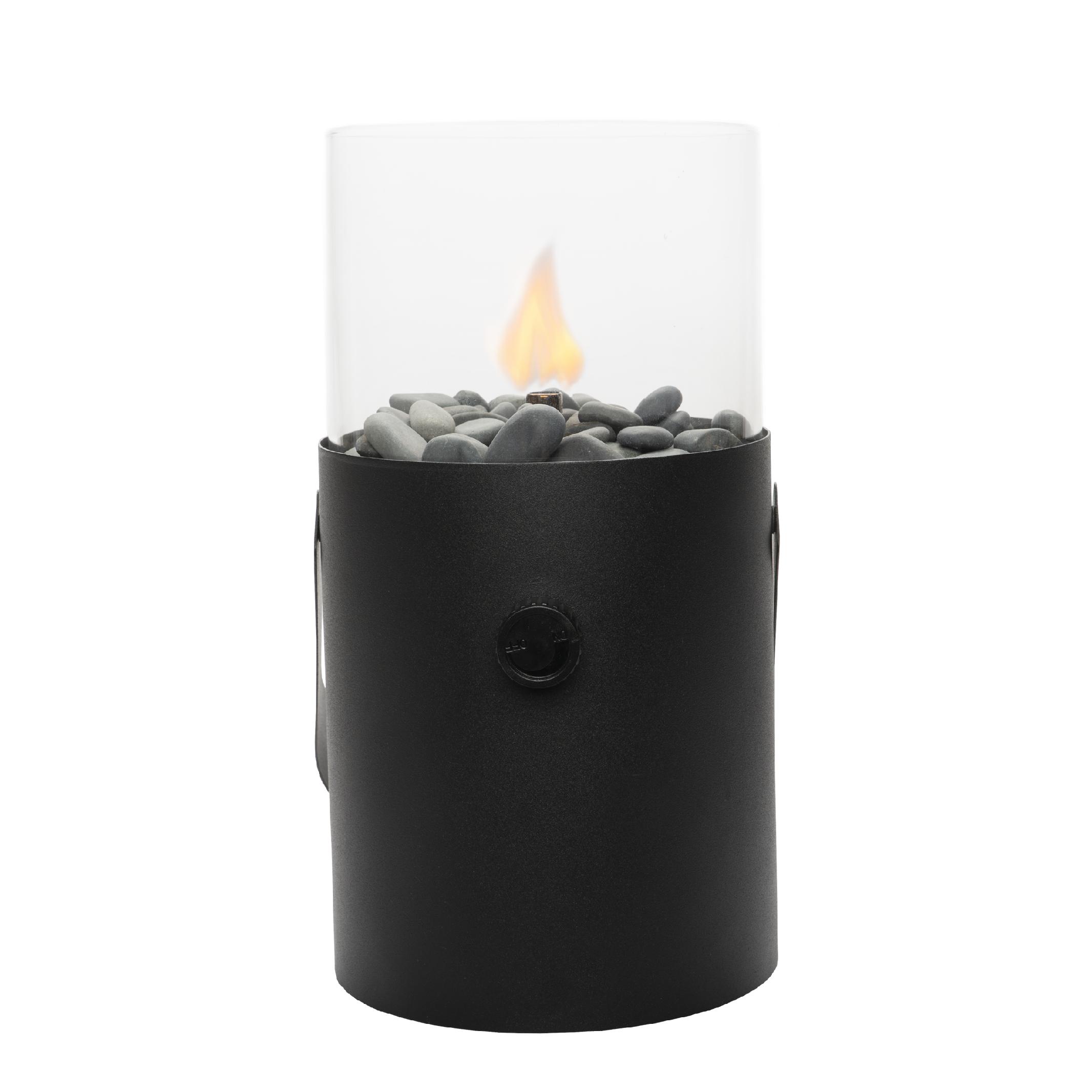 Plynová lucerna Cosiscoop Original - černá COSI