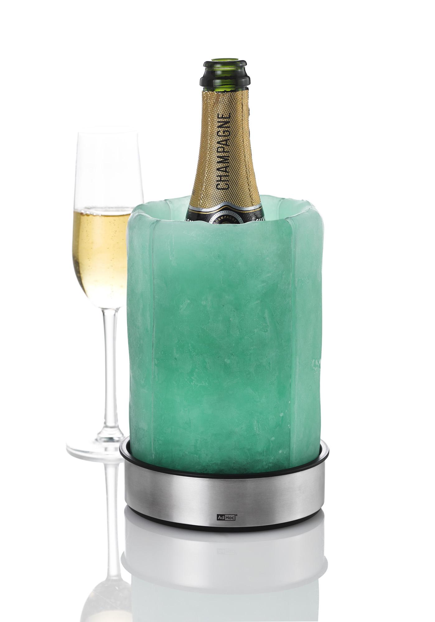Adhoc Chladič na víno s gelem ICEBLOCK. Dárky k objednávkám, více než 2 000 výdejních míst a 30 dní na vrácení zboží. To vše vám zpříjemní nákup v designovém eshopu Domio.
