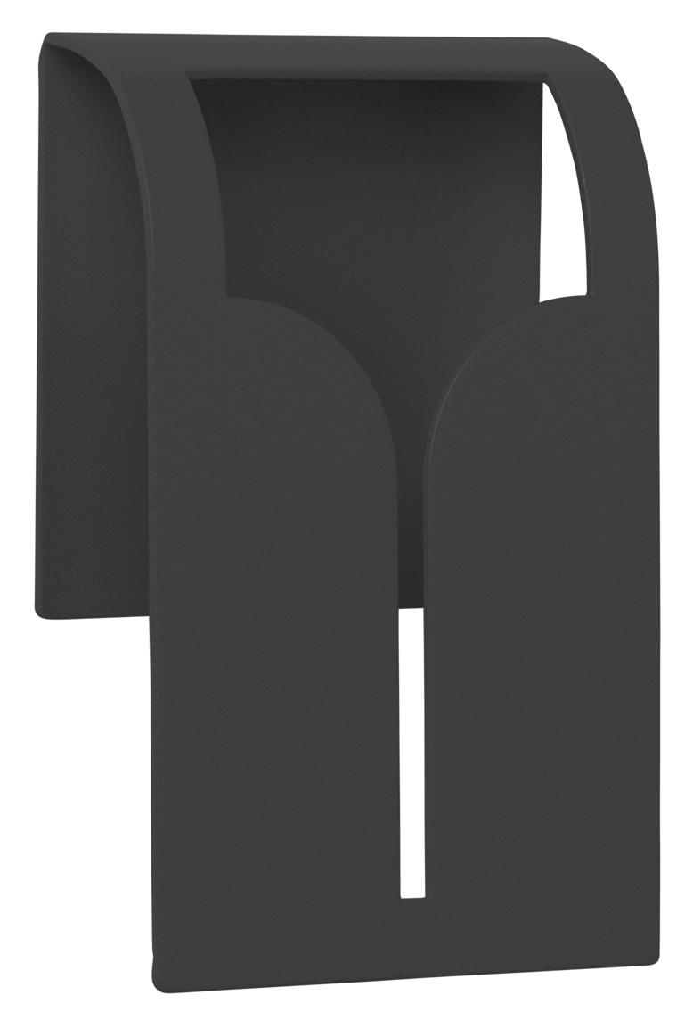Blomus Držák na utěrku černý BOGO