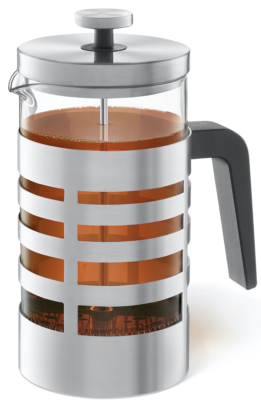 ZACK Konvice na čaj nebo kávu nerez