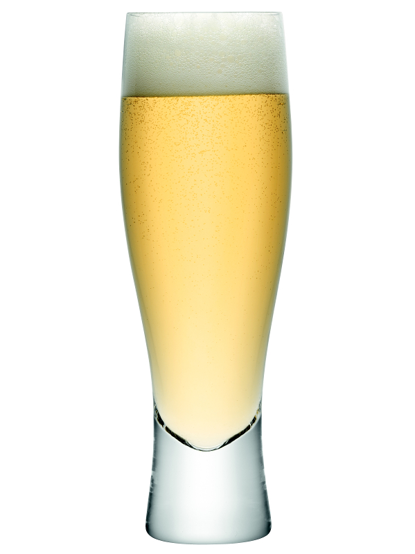 LSA INTERNATIONAL LSA Bar sklenice na pivo 400ml, set 4ks