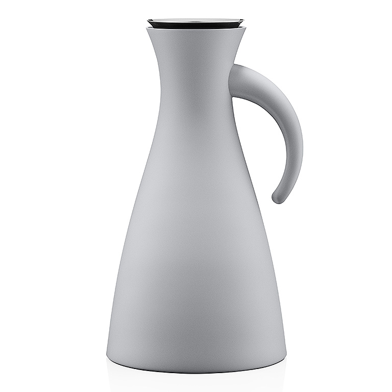 Vakuová termoska OE 15,5 cm, 1,0 l světle šedá, Eva Solo