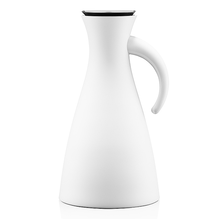 Vakuová termoska OE 15,5 cm, 1,0 l matná bílá, Eva Solo