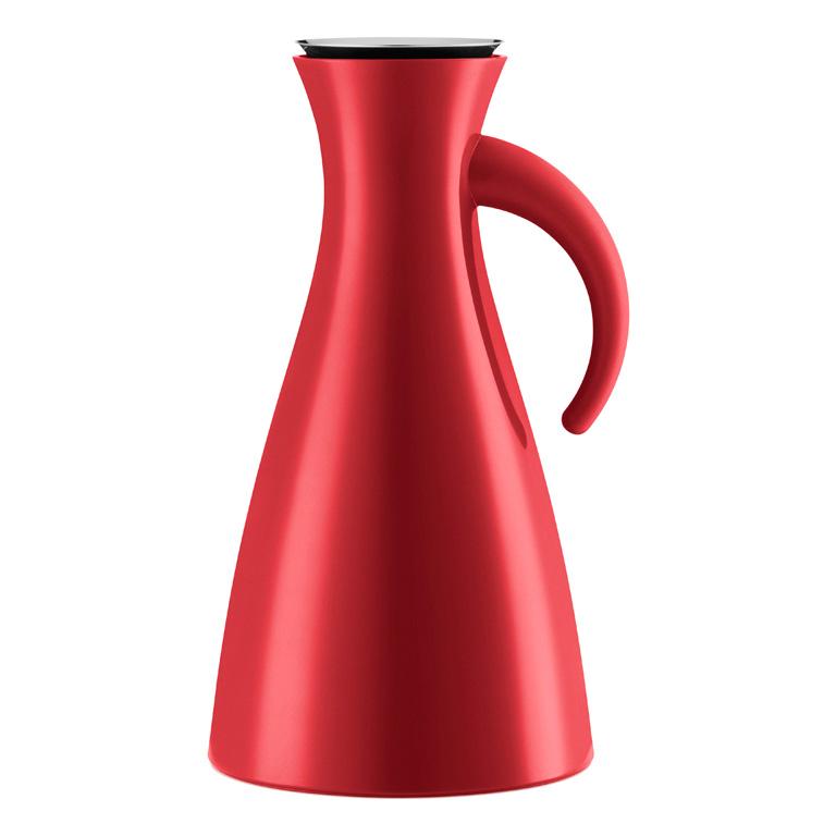 Vakuová termoska OE 15,5 cm, 1,0 l červená, Eva Solo