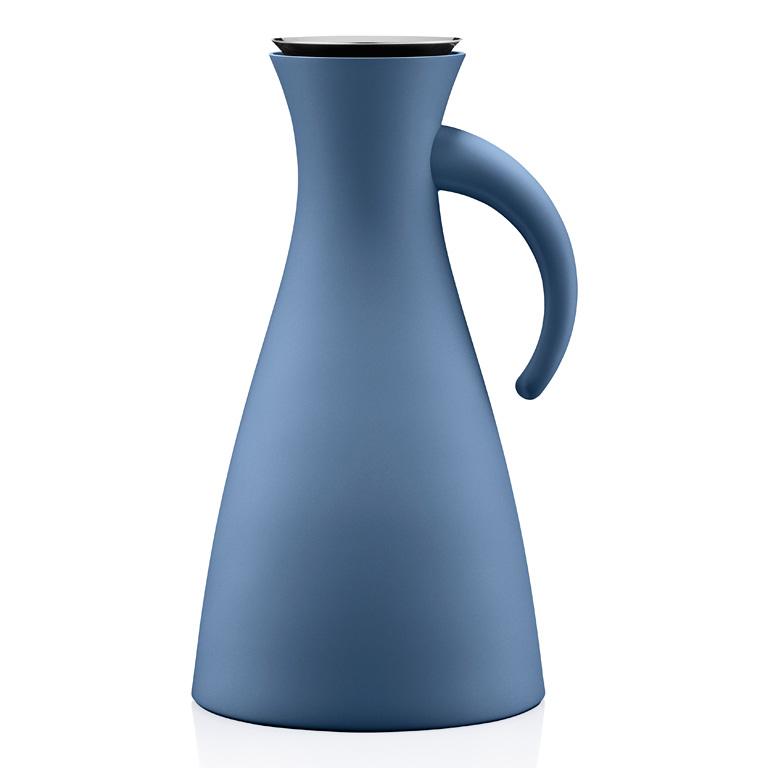 Vakuová termoska OE 15,5 cm, 1,0 l modrá, Eva Solo