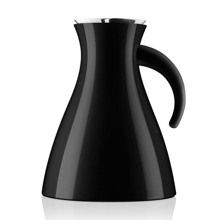 Vakuová termoska OE 18 cm, 1,0 l černá, Eva Solo