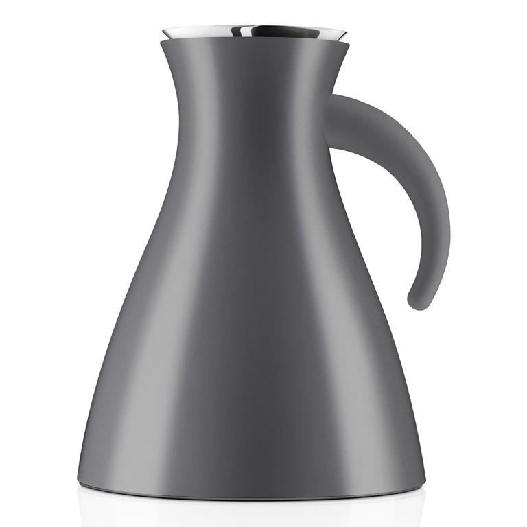 Vakuová termoska OE 18 cm, 1,0 l šedá, Eva Solo