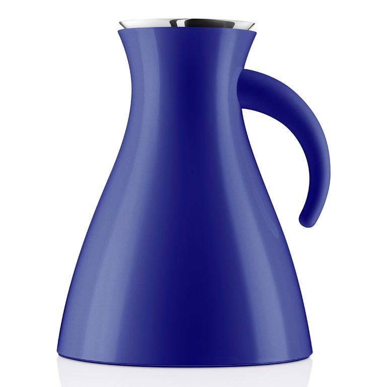 Vakuová termoska OE 18 cm, 1,0 l tmavě modrá, Eva Solo