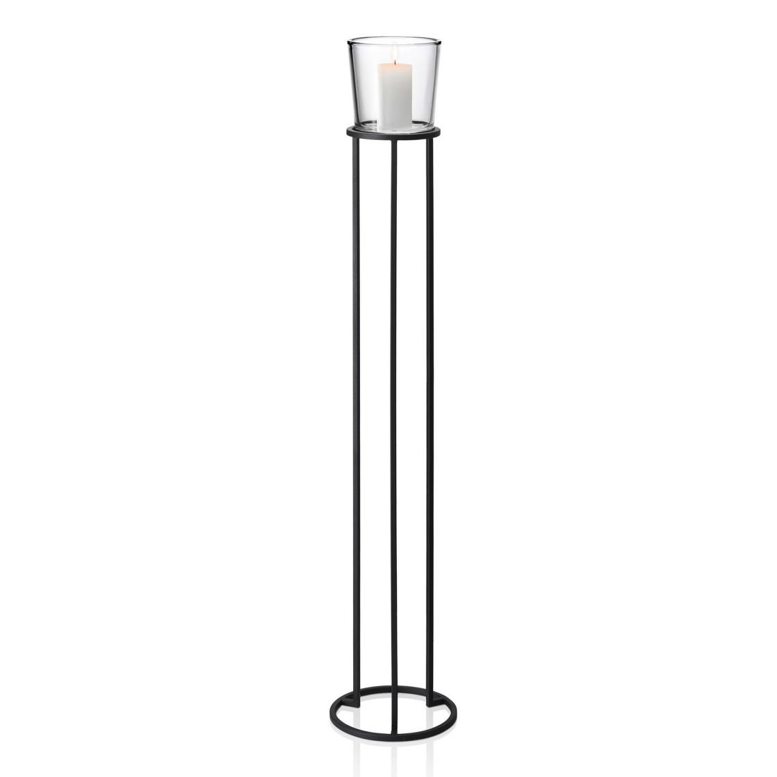 Stojací kruhový svícen v nordickém stylu NERO 138 cm BLOMUS