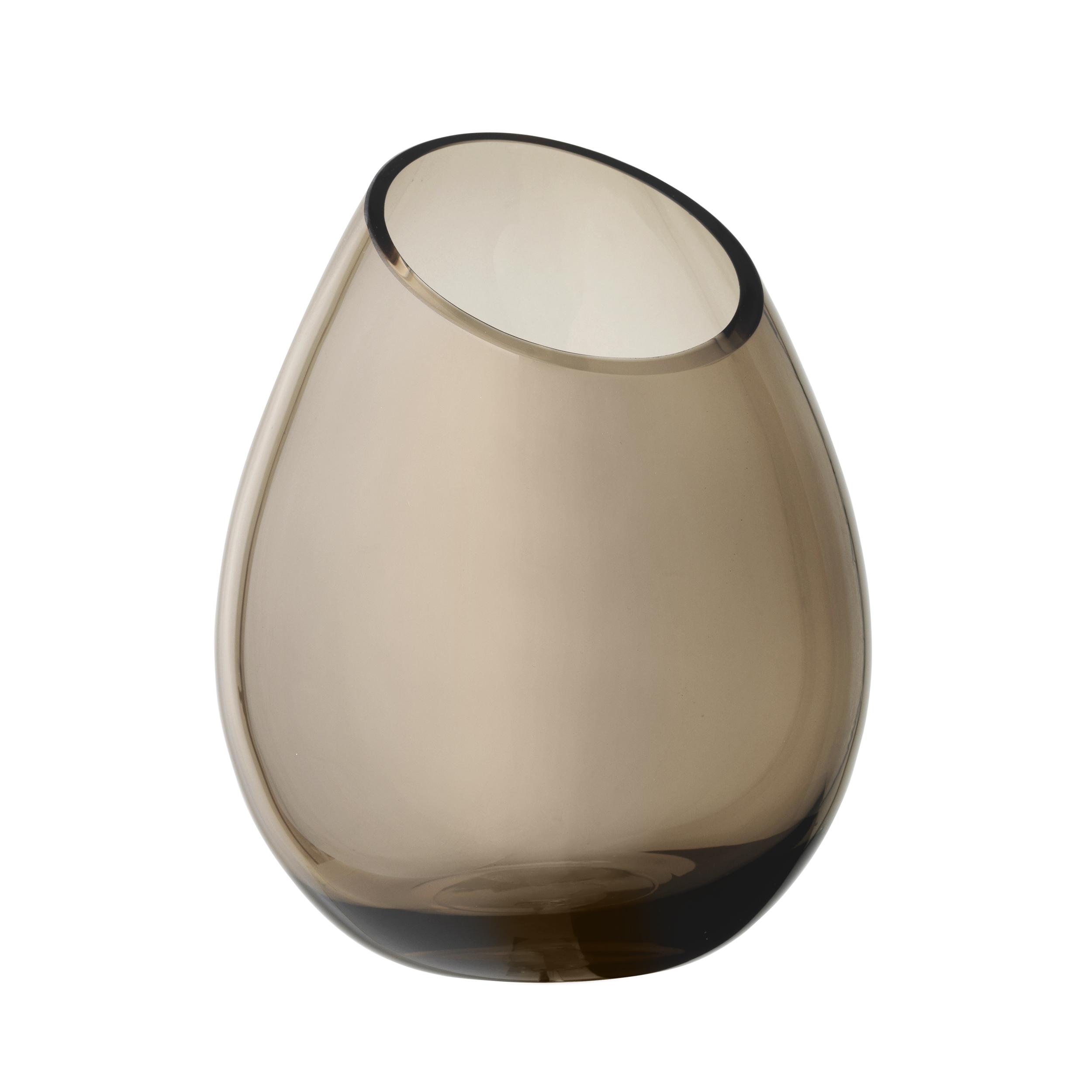Levně Váza velká kávová DROP BLOMUS