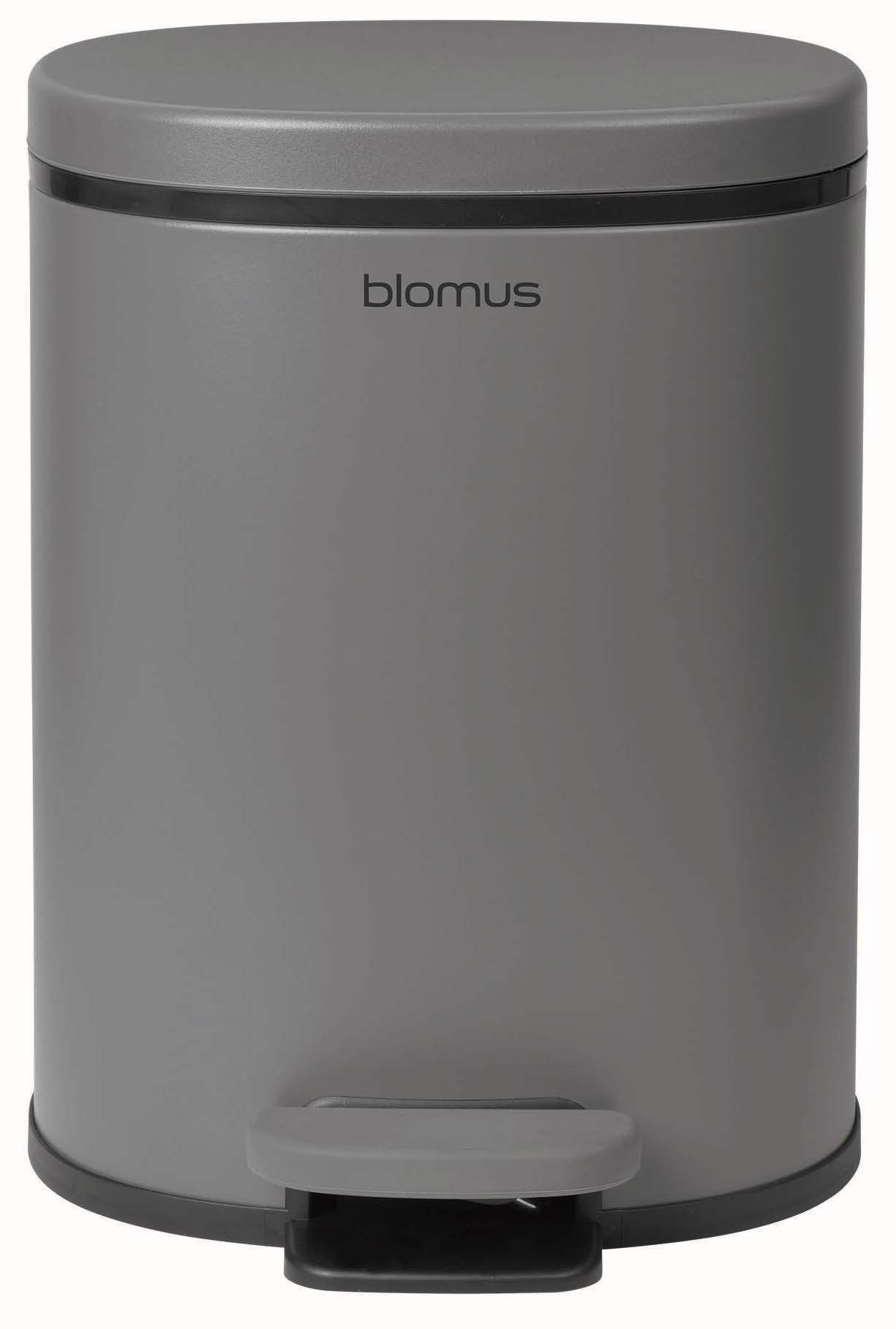 Levně Kosmetický odpadkový koš šedý BLOMUS