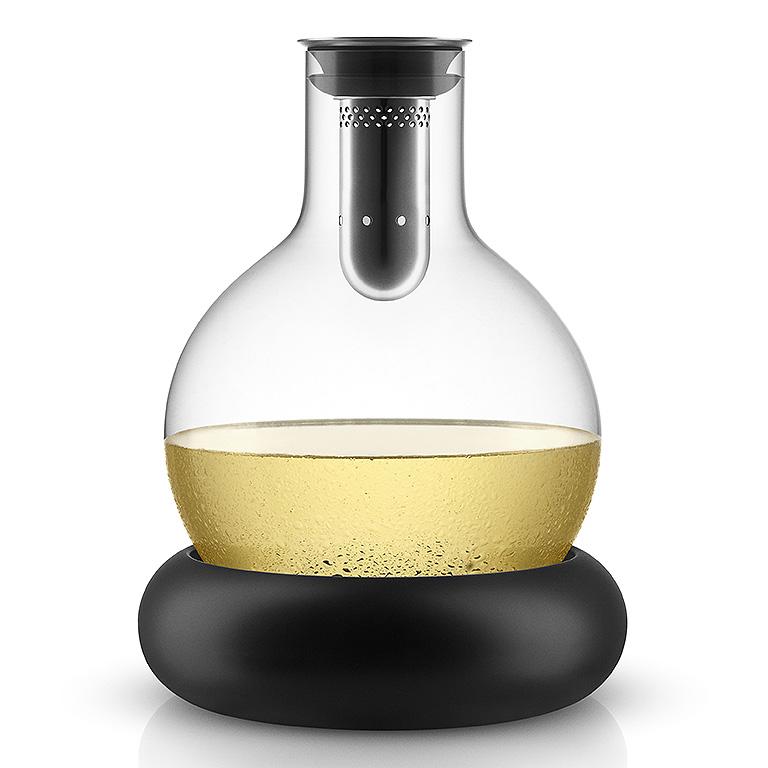 Chladicí dekantovací karafa na víno 0,75 l, Eva Solo