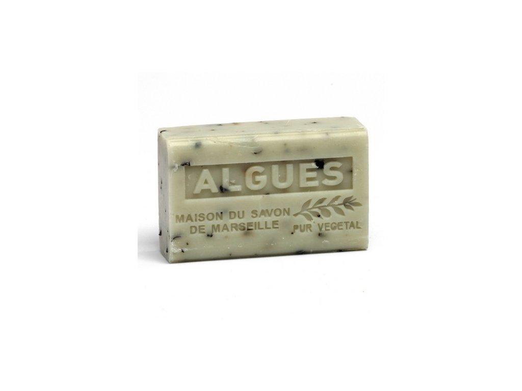 algues savon 125gr au beurre de karite bio algues