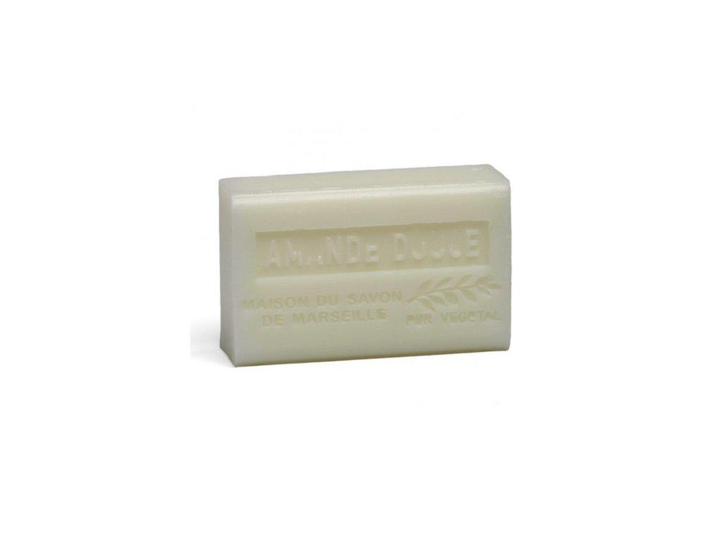 amande douce savon 125gr au beurre de karite bio amande douce