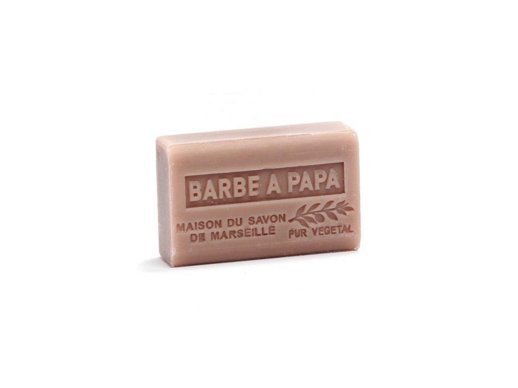 barbe e papa savon 125gr au beurre de karite bio barbe a papa
