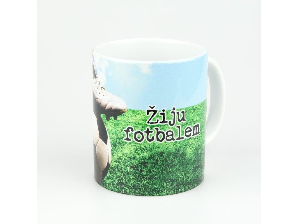 aksok hrnek ziju fotbalem