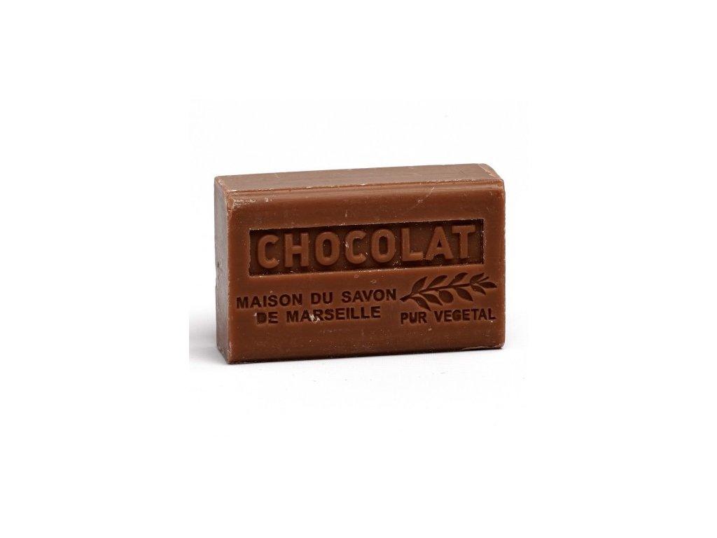 chocolat savon 125gr au beurre de karite bio chocolat