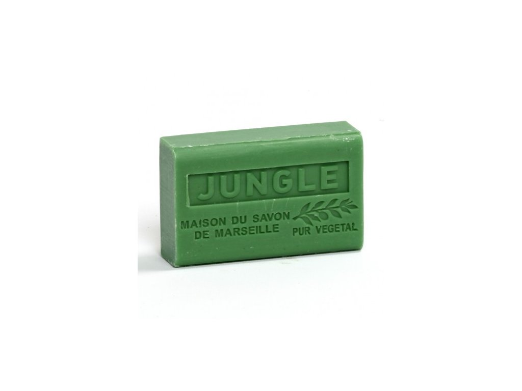 jungle savon 125gr au beurre de karite bio jungle