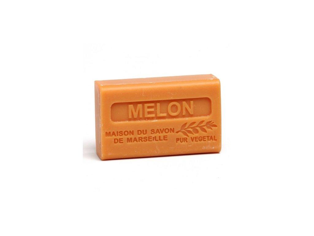 melon savon 125gr au beurre de karite bio melon