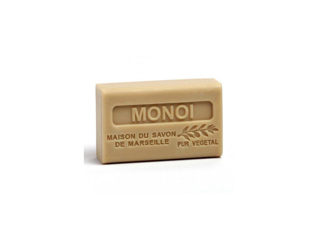 monoi savon 125gr au beurre de karite bio monoi