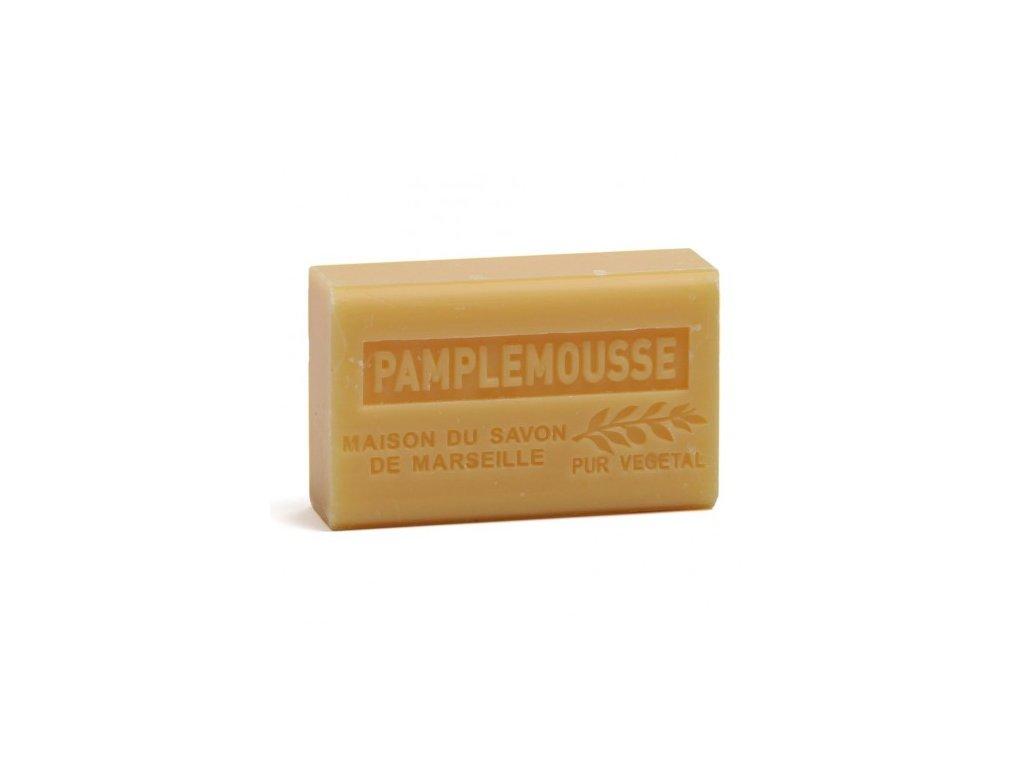 pamplemousse savon 125gr au beurre de karite bio pamplemousse
