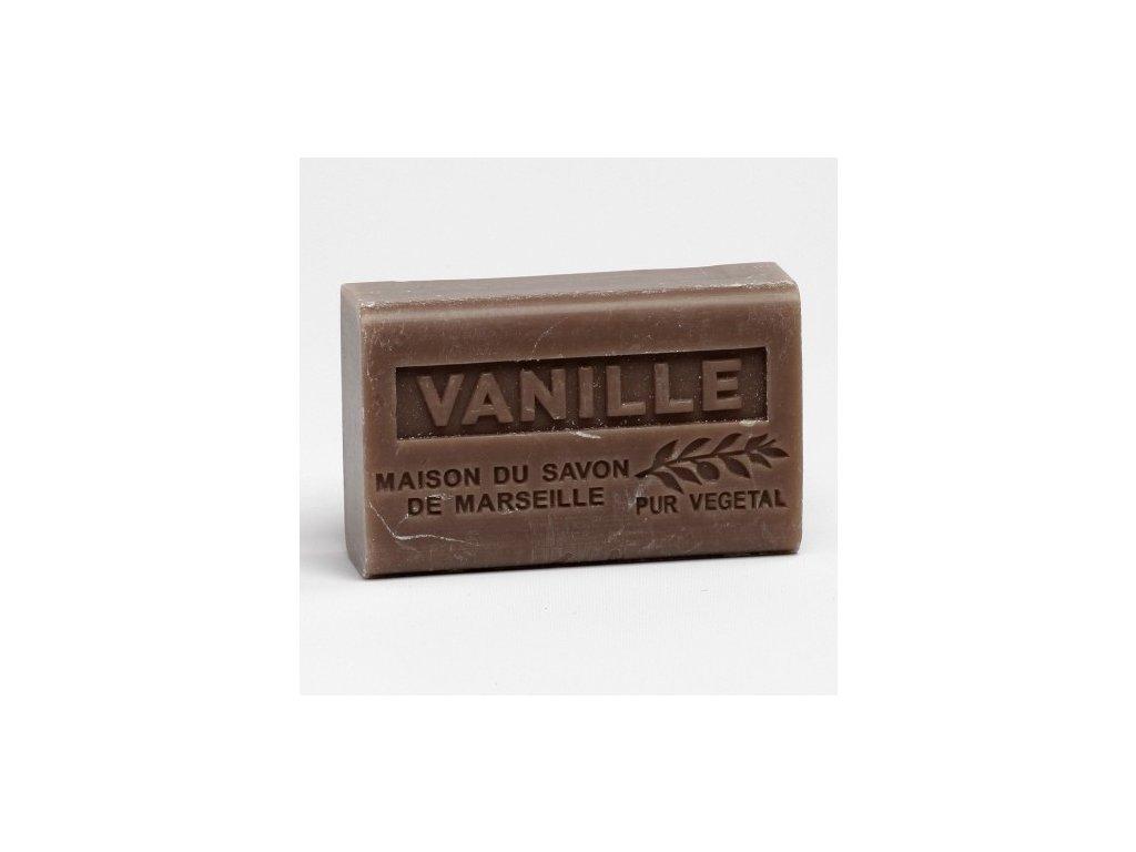 vanille savon 125gr au beurre de karite bio vanille