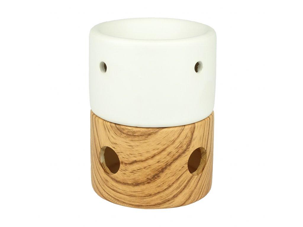 dakls aromalampa drevena kulata 1
