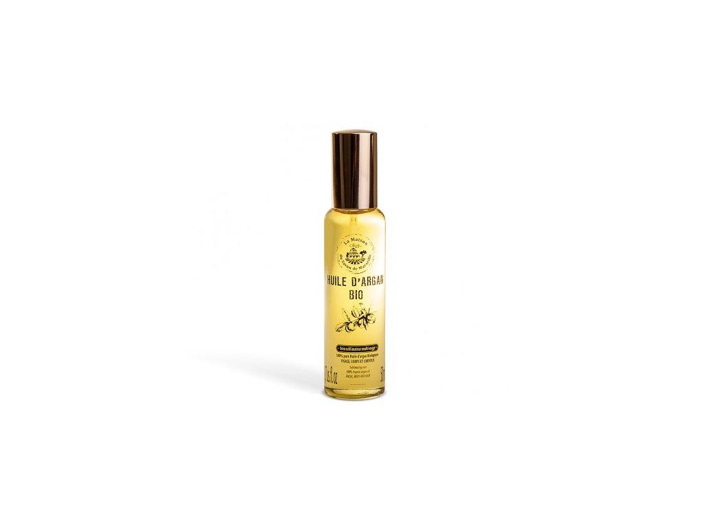 arganovy olej huile d argan vierge bio 50ml spray