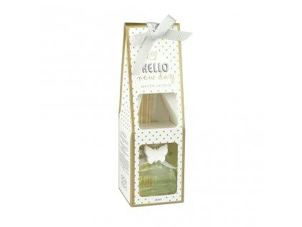 difuzer 40 ml white jasmin motyl