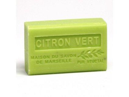 citron vert savon 125gr au beurre de karite bio citron vert