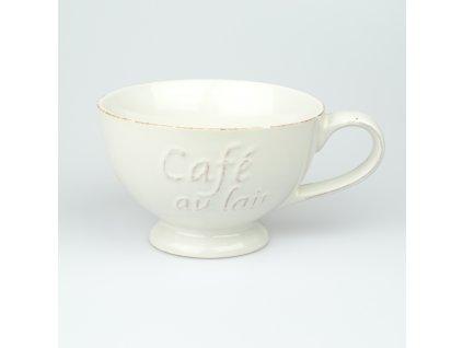 Keramický hrnek Café au lait - 450 ml