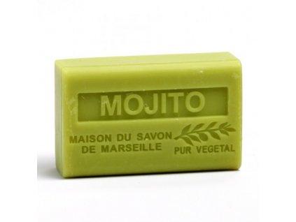mojito savon 125gr au beurre de karite bio mojito
