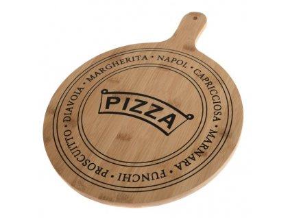 servírovací prkénko Pizza 40x31x1,5