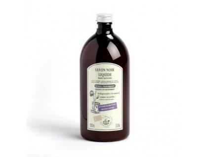 savon noir levandule savon noir liquide menager 1l lavande