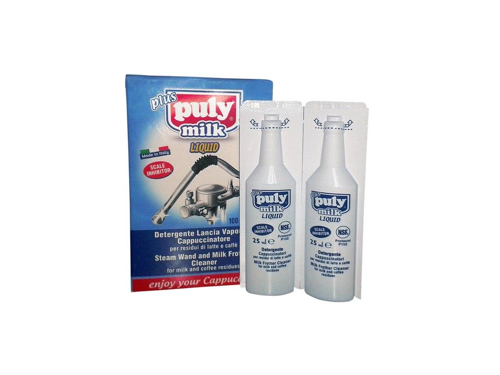 čistič mliečnych ciest puly milk luquid 4x25ml