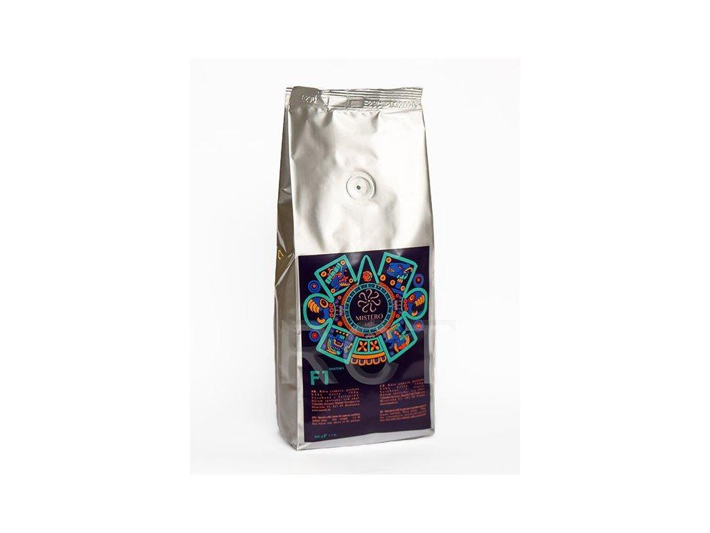 zrnkova kava mistero f1