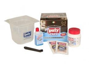 puly caff kit box set na čistenie kávovaru