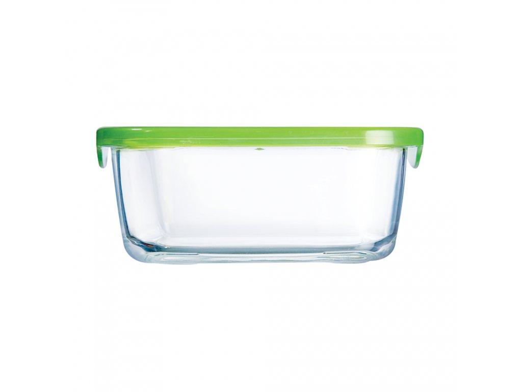 Nádobka s víkem Keep'n' Box Green 720 ml LUMINARC