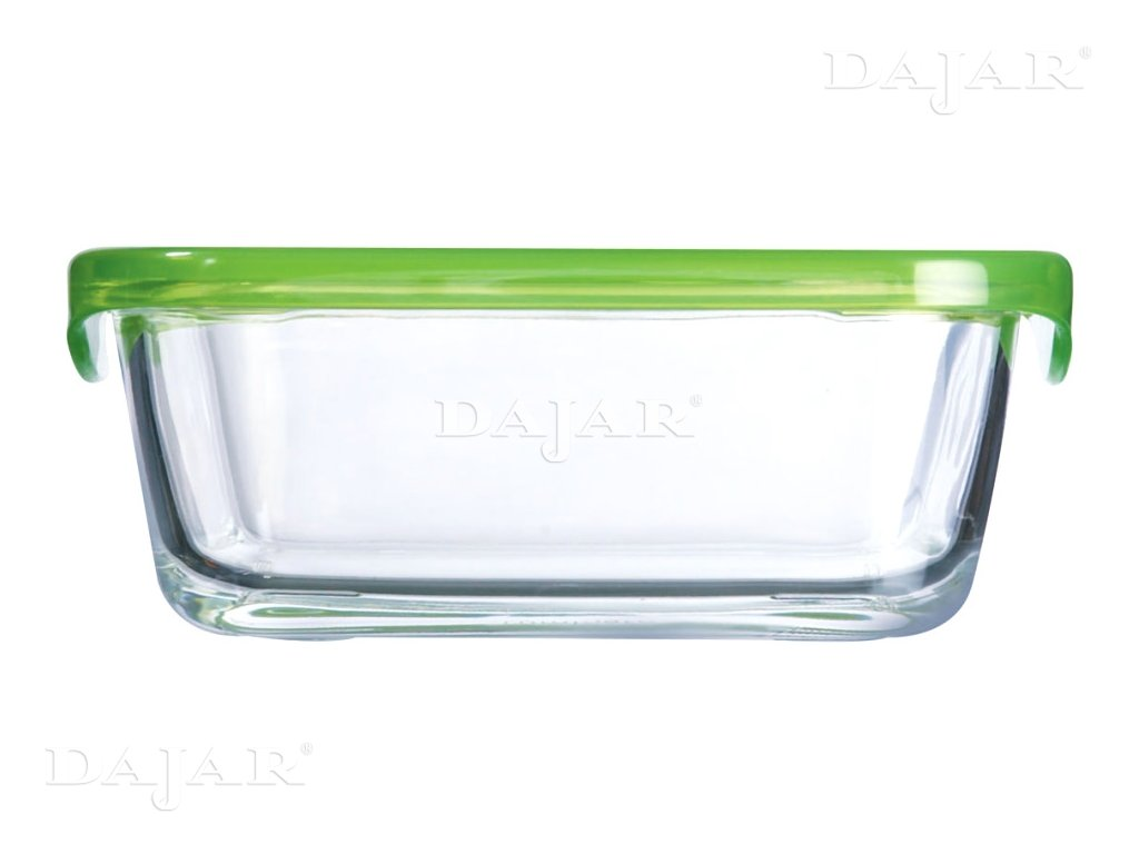 Nádobka s víkem Keep'n' Box Green 370 ml LUMINARC