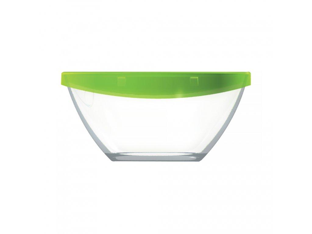 Salátová mísa s víkem Keep'n' Box Green 17 cm 1 l LUMINARC