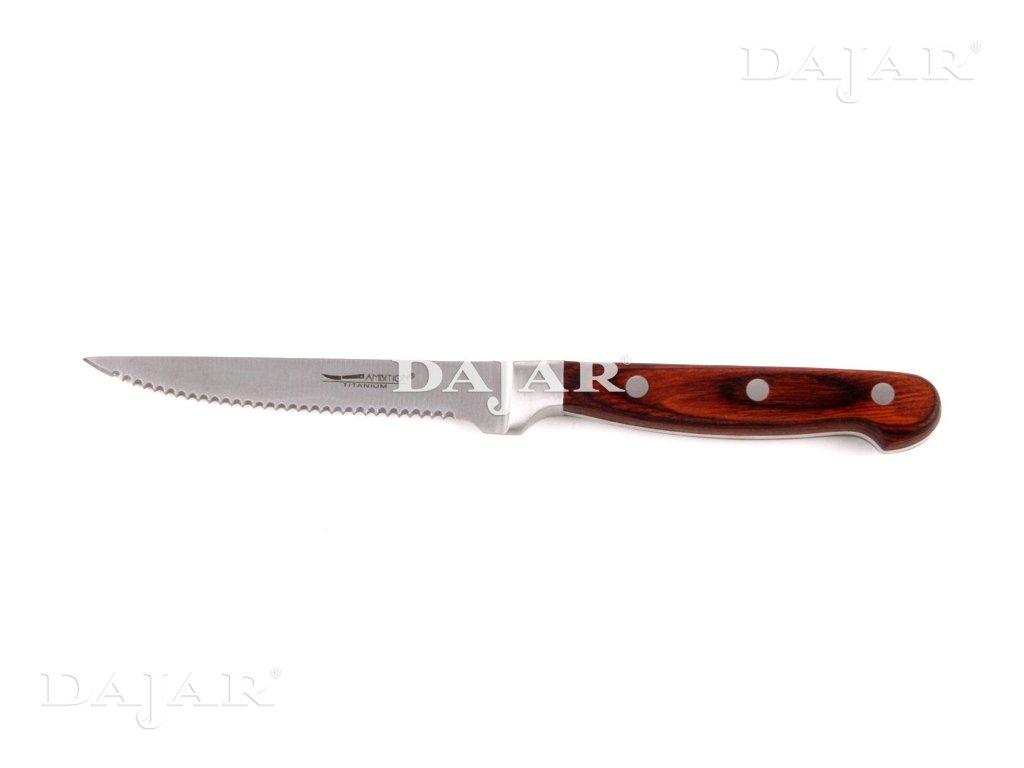 Steakový nůž Titanium 12 cm AMBITION