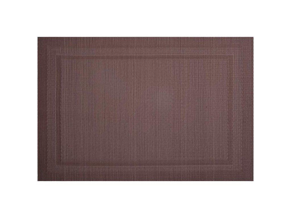 Podložka na stůl PVC / PS Fusion Fresh Taupe 30 x 45 cm AMBITION