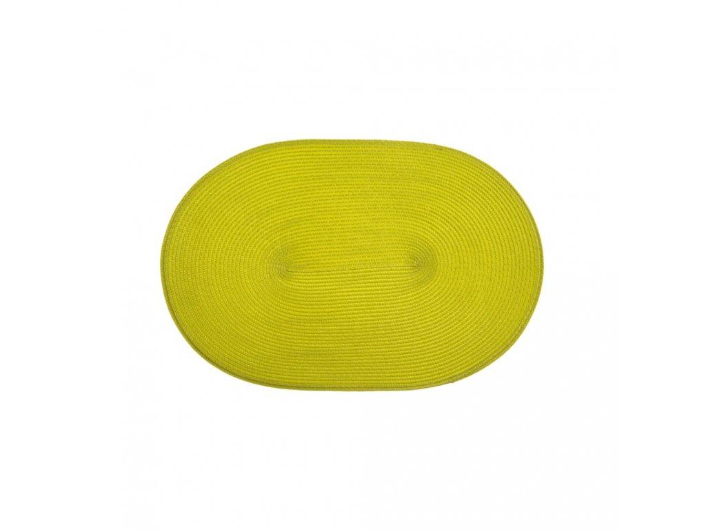 Podložka na stůl PP Fusion Fresh Green 30 x 45 cm AMBITION