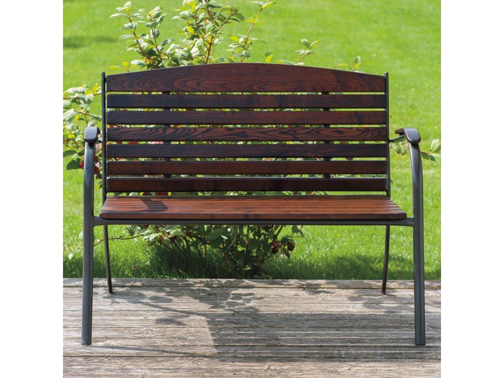Zahradní dřevěná lavička Selene PATIO