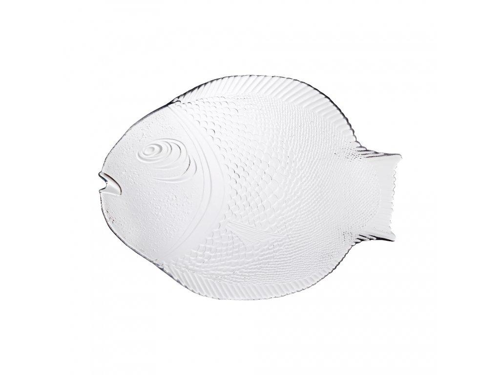 Servírovací mísa Ryba 36 x 25 cm PASABAHCE