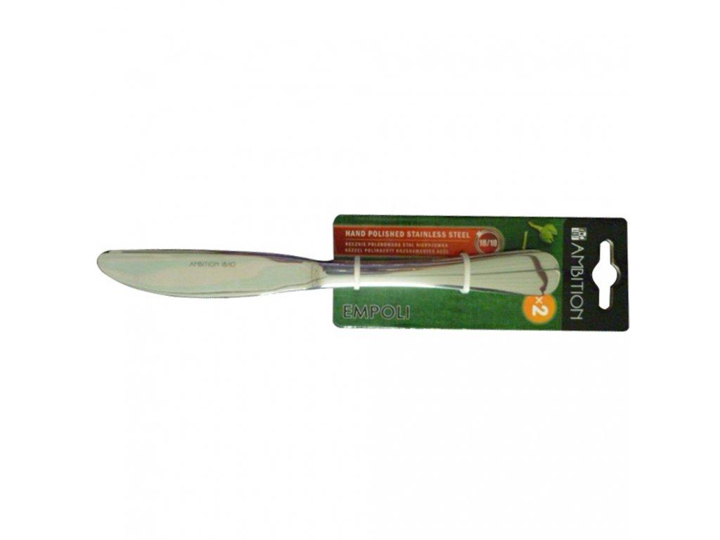 Sada 2 příborových nožů Empoli 21,4 cm AMBITION
